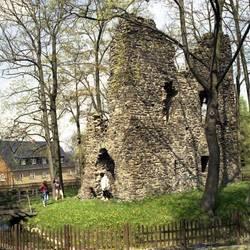 Breitenbrunn Ruine Mit freundlicher Genehmigung Fotograf Harald Wunderlich