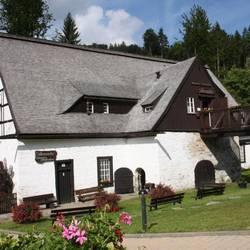 Antonsthal Silberwäsche. Quelle: Fremdenverkehrsamt Breitenbrunn
