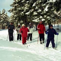 Skiwanderer