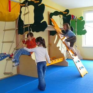 Spielzimmer Mit freundlicher Genehmigung Sportpark Raben berg